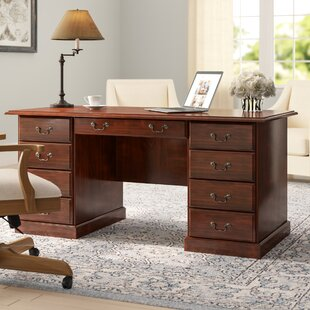 Compare & Buy Clintonville Executive Desk By Darby Home Co