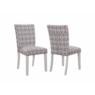 Buiron Wooden Upholstered Dining Chair (S..
