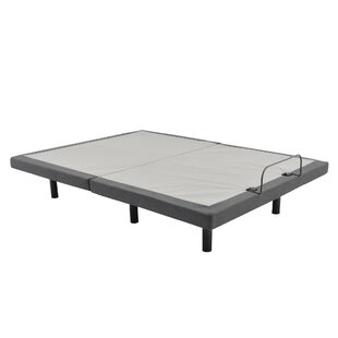 Kelly 3743 Adjustable Bed with Wireless Remote by Alwyn Home