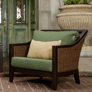 Royal Garden Biscarta Lounge Chair with Cushion (Set of 2)