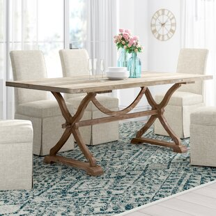 Pomerleau Solid Wood Dining Table One Allium Way