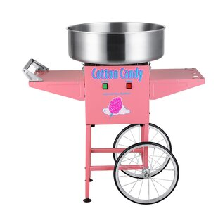 Superior Popcorn Company Cotton Candy Machine with Cart