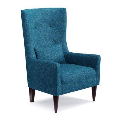 Astonishing Laurel Foundry Modern Farmhouse Copperfield Wingback Chair Short Links Chair Design For Home Short Linksinfo