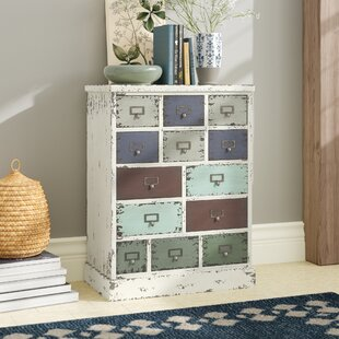 Pinkham 13 Drawer Chest by Aug..