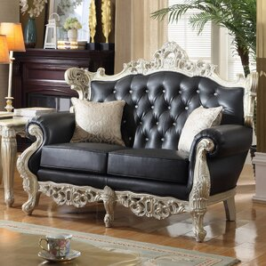 Roma Loveseat by Astoria Grand