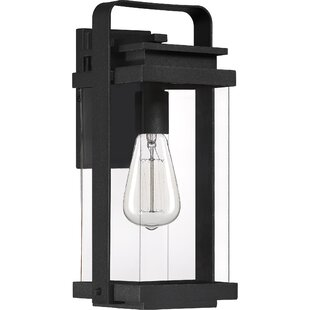 Narragansett Outdoor Wall Lantern by Breakwater Bay