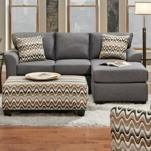 Weaver Stationary  Sectional by Chelsea Home