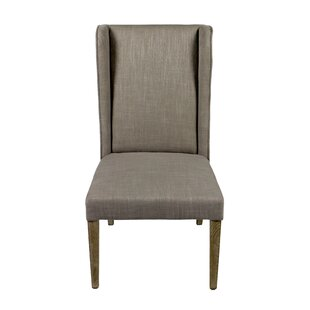 Charette Upholstered Dining Chair by Gracie Oaks