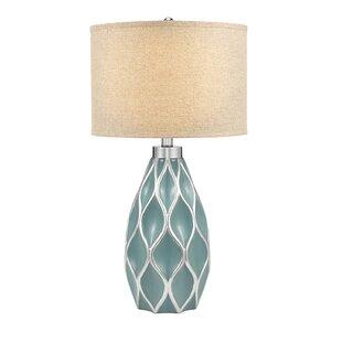 Colfax Diamond Lattice 32 Table Lamp
