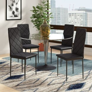 Read Reviews Lympsham Upholstered Dining Chair (Set of 4) by Wrought Studio Reviews (2019) & Buyer's Guide