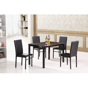 5 Piece Dining Set Best Quality Furniture