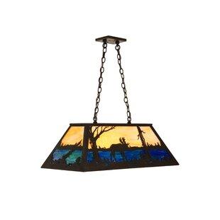 Meyda Tiffany Greenbriar 6-Light Pendant