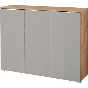 Telde 30 Pair Shoe Storage Cabinet By Ebern Designs