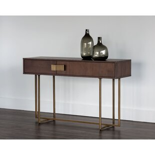 Sunpan Modern Mixt Console Table