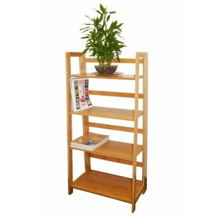 Harlem MultiFunctional Etagere Bookcase by Rebrilliant