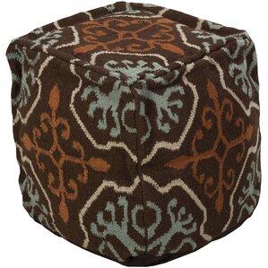 Baylis Cube Ottoman by Fleur De Lis Living