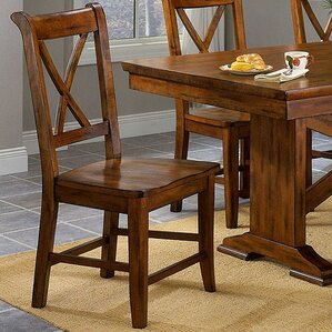 Cornwall Solid Wood Dining Chair (Set of ..
