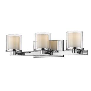 Winston Porter Whiteway 3-Light LED Vanity Light