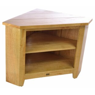 Solid Wood TV Stand For TVs Up To 37