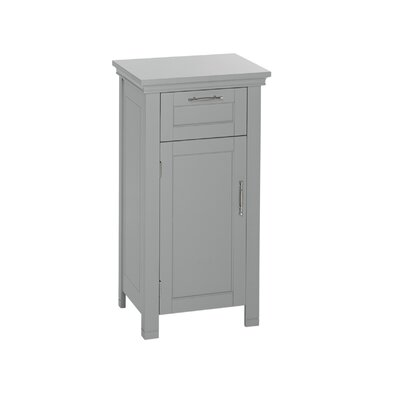 Andover Mills Reichman 16 W x 30 H Cabinet Finish: Gray