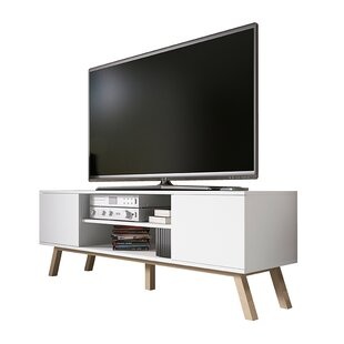 Vero Wood TV Stand For TVs Up To 55