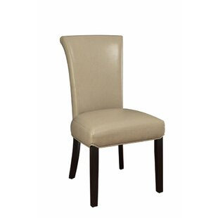 Pomerleau Casual Upholstered Dining Chair (Set of 2) by Red Barrel Studio