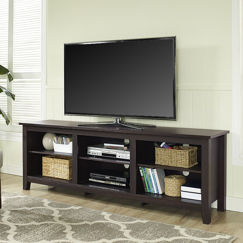 Sunbury Tv Stand For Tvs Up To 70 With Optional Fireplace Reviews