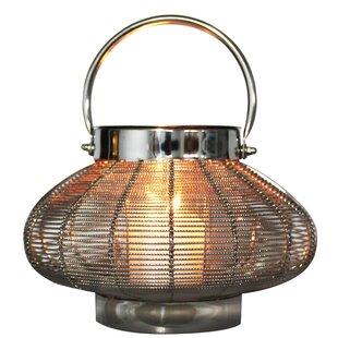 Venus Metal Lantern by Anywhere Fireplace