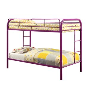 Prism Twin Bunk Bed by Hokku Designs