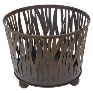 Louisville Steel Charcoal Wood Burning Fire Pit By Sol 72 Outdoor