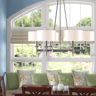 Darby Home Co Watson 6-Light Shaded Chandelier