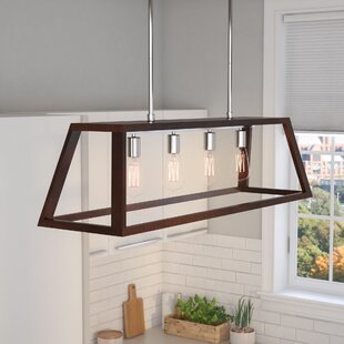 Corrigan Studio Cedric 4-Light Kitchen Island Pendant