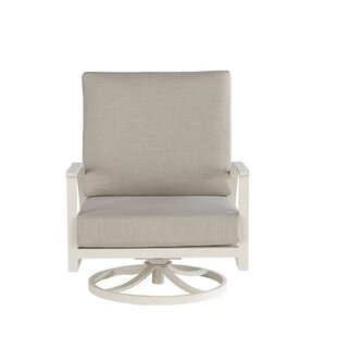 Highland Dunes Dani Patio Chair with Cush..