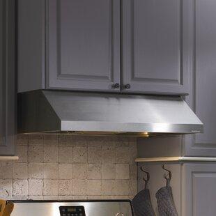 30 inch  600 CFM Ducted Under Cabinet Range Hood