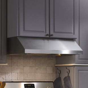 36 inch  600 CFM Ducted Under Cabinet Range Hood