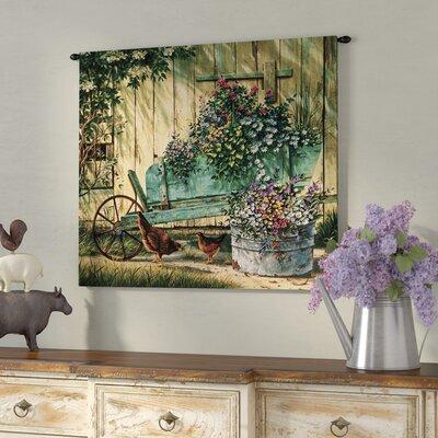 Spring Social Tapestry August Grove