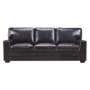 Cintia Leather Sofa
