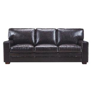 Cintia Leather Sofa