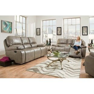 Red Barrel Studio Huckabee Reclining Conf..