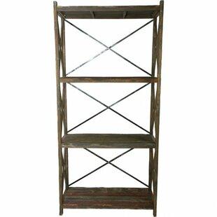 Mr. MJs Wooden 4 Shelf 74.1