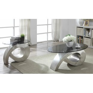 Figy 2 Piece Coffee Table Set
