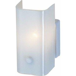 1 Light Bathroom Wall Sconce