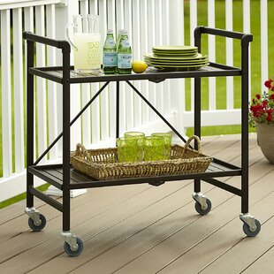 Hull Bar Cart by Beachcrest Home