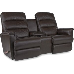 Tripoli Reclina-Way? Leather Reclining Sofa ..
