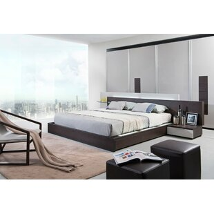 Clower Storage Platform Bed