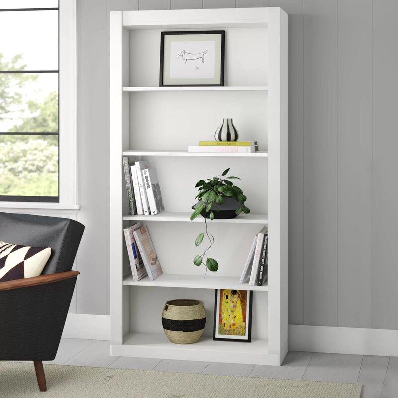 Geiger Standard Bookcase Reviews Allmodern
