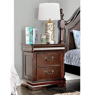 Cherisse 2 Drawer Nightstand
