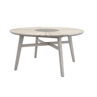 Dhairya Wooden Dining Table By Sol 72 Outdoor