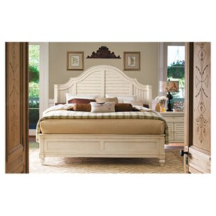 Paula Deen Home Steel Magnolia Panel Bed