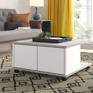 Gayle Coffee Table With Storage By Zipcode Design